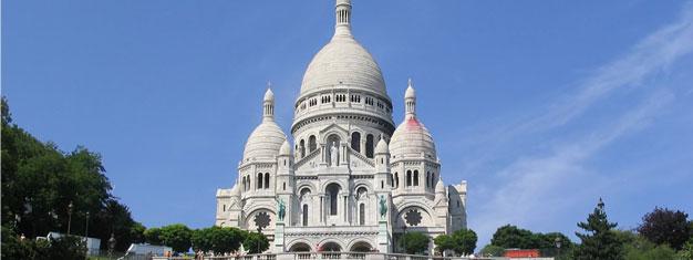 Élvezze az idegenvezetéses párizsi körutat a Montmartre, Place du Tertre, Sacré Coeur és a Louvre helyszíneken! Itt vásároljon jegyeket erre a mesés párizsi programra!