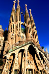 Tickets to La Sagrada Familia sem fila incl. Torres