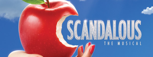 Scandalous, the new Broadway Musical in New York about the Life and Trials of Aimee Semple McPherson. Tickets for Scandalous on Broadway in New York here!