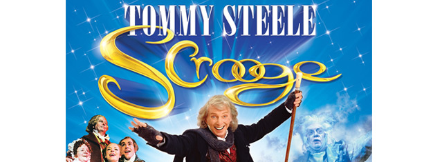 Scrooge is a classic holiday musical playing in London from October 2012 to January 2012. Tickets to Scrooge in London with Tommy Steele here!