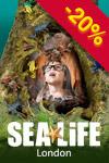 Tickets to SEA LIFE London Aquarium