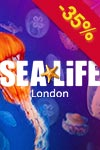 Tickets to Sea Life London Aquarium