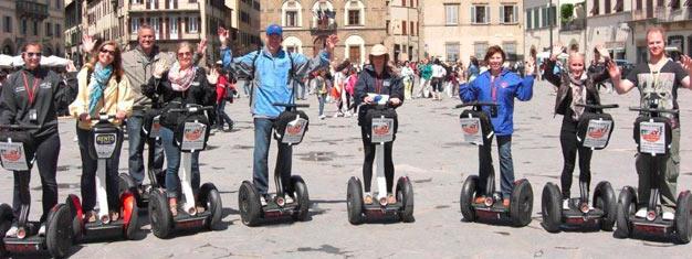 Opplev Firenze på en ny og morsom måte som passer for både familier, par og alene-reisende. Se alle byens høydepunkter og lær om dens historie. Bestill her!