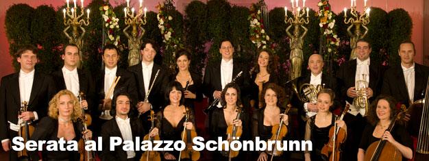 Una serata al PalazzoSchönbrunn di Vienna è un'esperienzaindimenticabile. Unisci il tuoi biglietto per il tour di questo fantastico palazzo con una meravigliosa cena o un concerto all'Orangerie!