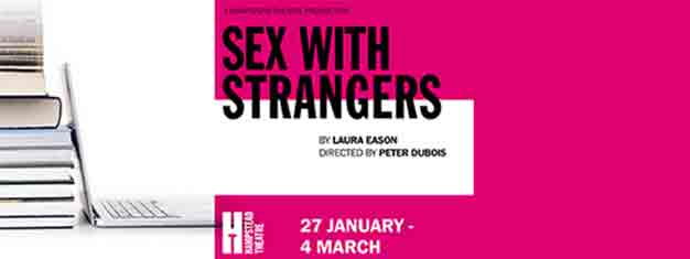 'Look, I'm giving you another chance to show the world how talented you are. Take it. It's worth the risk' Olivia. Book tickets for Sex with Strangers in London here!
