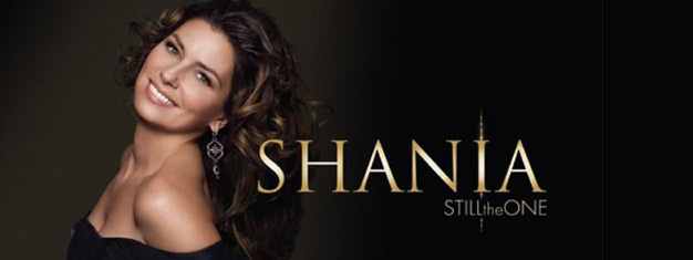 Get ready to be impressed! Superstar Shania Twain hits Las Vegas in her all-new residency show in The Colosseum at Caesars Palace. Tickets for Shania Twain in concert in Vegas here!