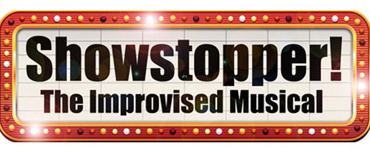 """Showstopper the Improvised Musical, ist neue innovative Art von Musical. """"Showstopper"""" feiert sein Debüt im West End im the Udderbelly in London."""