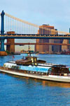 New York Cruise: 2-hour Lunch Cruise