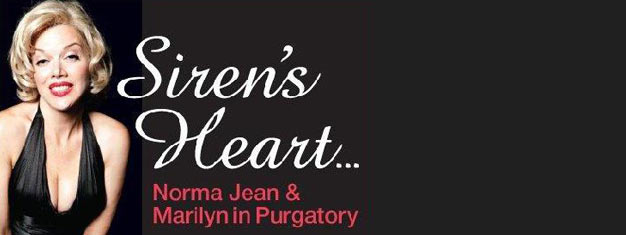 Siren's Heart: The Marilyn Monroe Musical on Broadway in New York is a new and fresh look at Norma Jean, known to the world as Marilyn Monroe. Book tickets here!