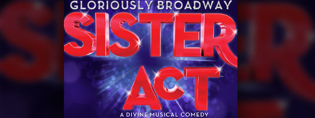 Sister Act på Broadway! En feelgood-musikal med flott musikk på Broadway i New York. Kjøp dine billetter til Sister Act i New York her!