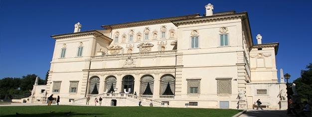 Disfruta un tour guiado de la Galería Borghese. La Galeria abarca una gran colección de esculturas y pinturas por maestros como Bernini y Titian. Reserva y!