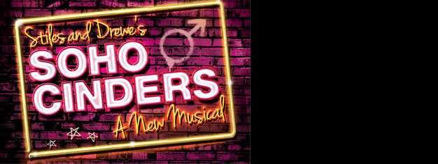 Edgy, fun and deliciously naughty, Soho Cinders celebrates the capital's most colourful district and is set to get Londons temperature soaring this summer.