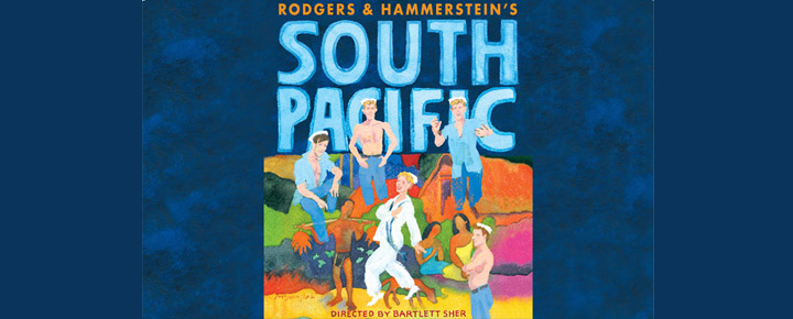 South Pacific, som forgår under 2. Verdens krig, er en romantisk historie om to par der er truet af krigens virkeligheder. Billetter til South Pacific i London kan købes her.