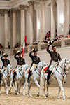 Spanish Riding School - Morgentrening