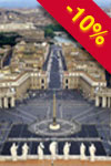 Vatican Museum, Vatacombs, and St Peter's Basilica
