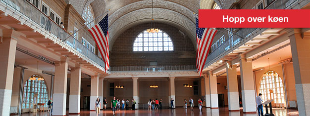 Enjoy a boat cruise to Liberty & Ellis Island - including visits to Liberty Island and access to the Ellis Island National Immigration Museum. Book online!