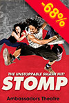 Tickets to Stomp