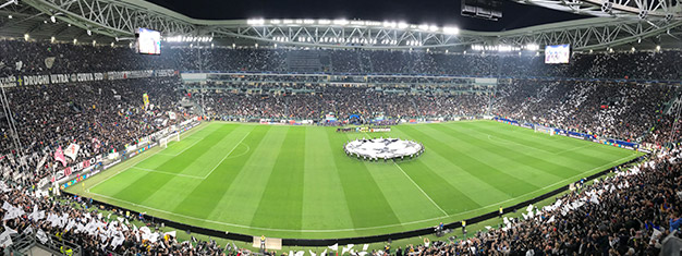 Allianz Stadium. ItalienFotboll.se
