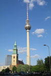 Tickets to VIP Champagne Breakfast in the Berlin TV Tower