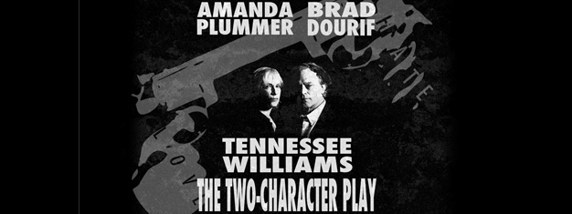 Tennessee Williams' The Two Character Play på Broadway i New York er et sandt drama. Bestil billetter til Tennessee Williams' The Two Character Play i New York her!