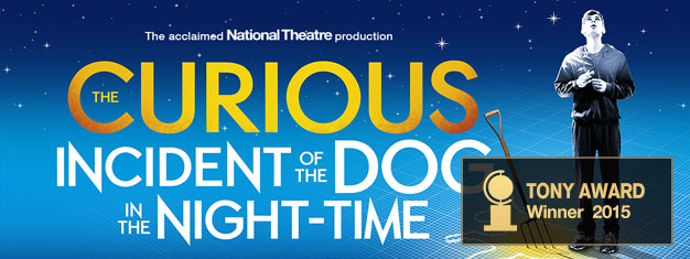 The Curious Incident of the Dog in the Night-Time i York är ett extraordinärt drama. Boka dina biljetter till denna fantastiska pjäs i New York här!