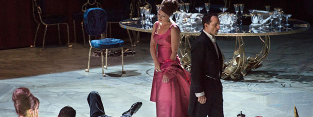 The Metropolitan Opera presents the American premiere of Thomas Adés's opera The Exterminating Angel. Book your tickets here!