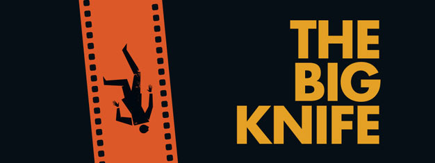 The Big Knife on Broadway in New York is a production of Clifford Odets' classic tale about keeping your integrity in the face of success! Tickets for The Big Knife in New York here!