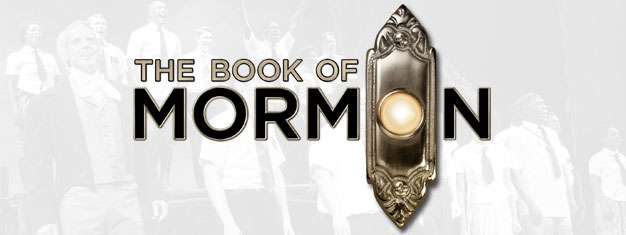 The Book of Mormon is one of the funniest musicals - ever! It's an absolute must-see from the creators of South Park. Book your tickets online!