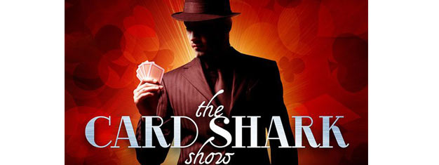 The Card Shark Show i London er et sandt magiskt show. Bestil dine billetter til The Card Shark Show i London her!