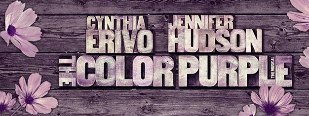 Tickets for The Color Purple the musical on Broadway in New YorkOscar with Oscar, Golden Globe and Grammy winner JENNIFER HUDSON. Book tickets here!