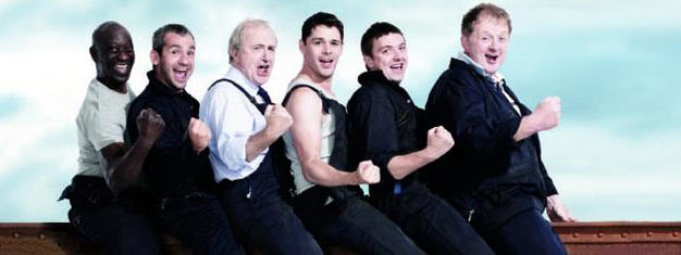 The Full Monty is back in London as a comedy and partly musical. Book your tickets for The Full Monty in London here!