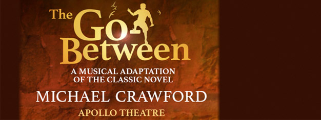 Michael Crawford plays Leo Colston in The Go-Between, a man who can no longer hide from the memories of his past. Book your tickets now!
