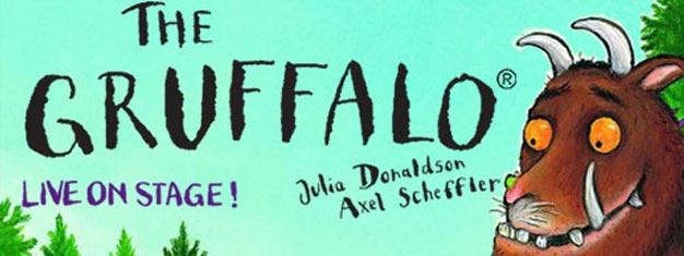 För tredje året i rad är pjäsen The Gruffalo tillbaka i London i juletider. Underhållning, teater och musikal i ett! Biljetterna bokar ni här!
