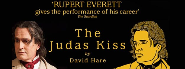 The Judas Kiss på Duke of York's teater i London med Rupert Everett. Billetter til The Judas Kiss i London kan bestilles her med fordel!