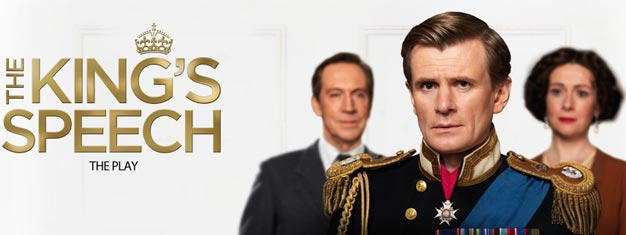 Following the success of the Oscar winning film, The King's Speech returns to the stage i London. Tickets to The Kings Speech in London here!
