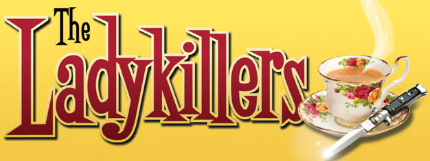 The Ladykillers in London tells the classic black comedy tale of a sweet little old lady, alone in her house, pitted against a gang of criminal misfits who will stop at nothing.