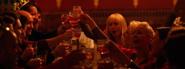 Oplev et middelalderfestmåltid til The Medieval Banquet i London. Det vil blive en aften fyldt med underholdning, mad, øl, vin, musik og dans! Bestil her!