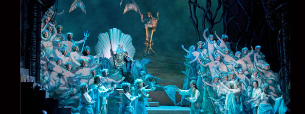 The Enchanted Island at The Metropolitan Opera House in New York. Tickets for The Enchanted Island at The Met in New York here!