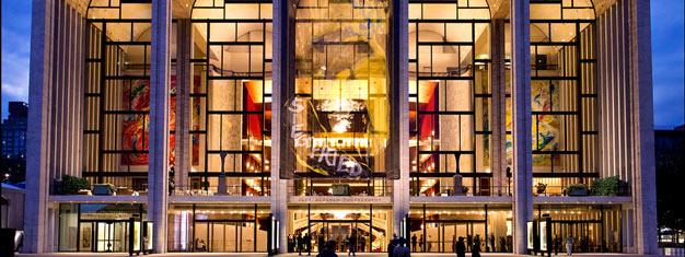 Die Fledermaus på The Metropolitan Opera House i New York. Billetter til Die Fledermaus af Johann Strauss på The Met i New York købes her!