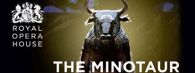Harrison Birtwistle's genindspilning af den gamle myte 'The Minotaur' på the Royal Opera House i London. Billetter til 'The Minotaur' købes her!