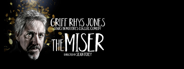 Actor, writer, presenter and comedian Griff Rhys Jones returns to the West End in Moliere's classic comedy, The Miser. Book your tickets here!