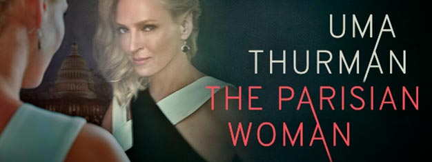 Uma Thurman spelar i The Parisian Woman, en ny pjäs skriven av Oscar och Emmy nominerade Beau Willimon (House of Cards). Boka biljetter på nätet!