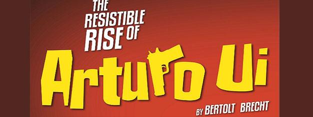 The Resistible Rise of Arturo Ui i London af Bertolt Brecht. Billetter til The Resistible Rise of Arturo Ui i London kan med fordel bestilles her!