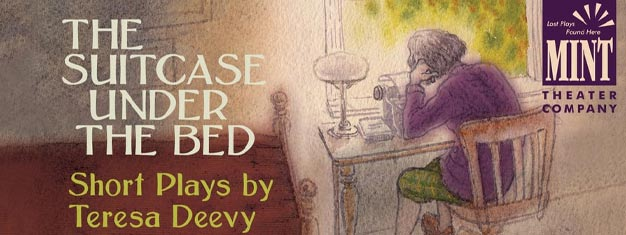 The Suitcase Under the Bed consists of four short plays by Teresa Deevy. Book your tickets for The Suitcase Under the Bed in New York!