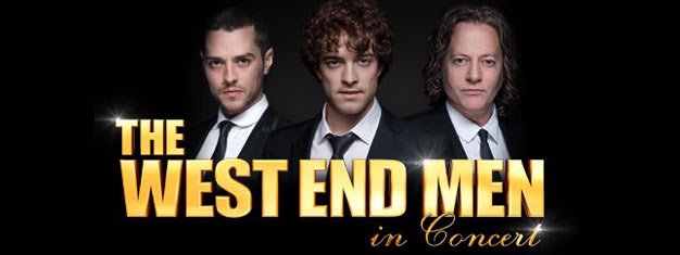 The West End Men the Musical in London features songs from the West End, Broadway and beyond. Tickets for The West End Men the Musical in London here.