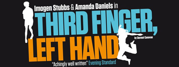 Third Finger, Left Hand in London is a real drama. Tickets for Third Finger, Left Hand in London can be booked here!
