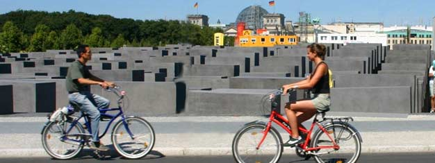Discover Berlin's history on this popular bike tour! See the location of Nazi bunkers, war-damaged buildings, & WWII battlefields. Book your tour now!