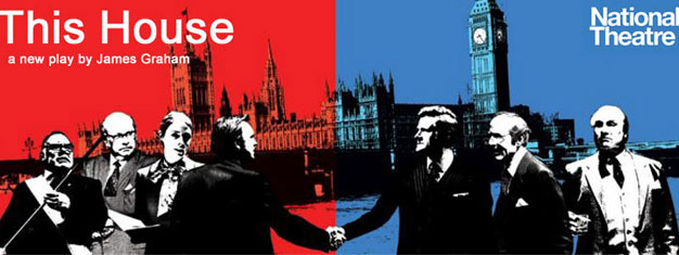 This House is a political drama set in the turbulent years in England during the 1970's. Tickets for This House in London can be booked here!