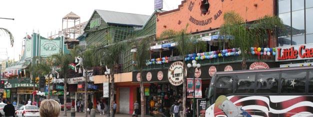 Embarque nesta excursão inesquecível pela Costa da Califórnia, cruzando a fronteira até a cidade fascinante de Tijuana, no México. Inclui parada para compras e jantar!