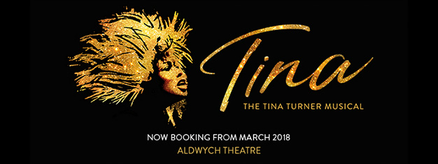 Secure your tickets now to the world premiere of the TINA, The Tina Turner Musical at the Aldwych theatre, London, this spring 2018.